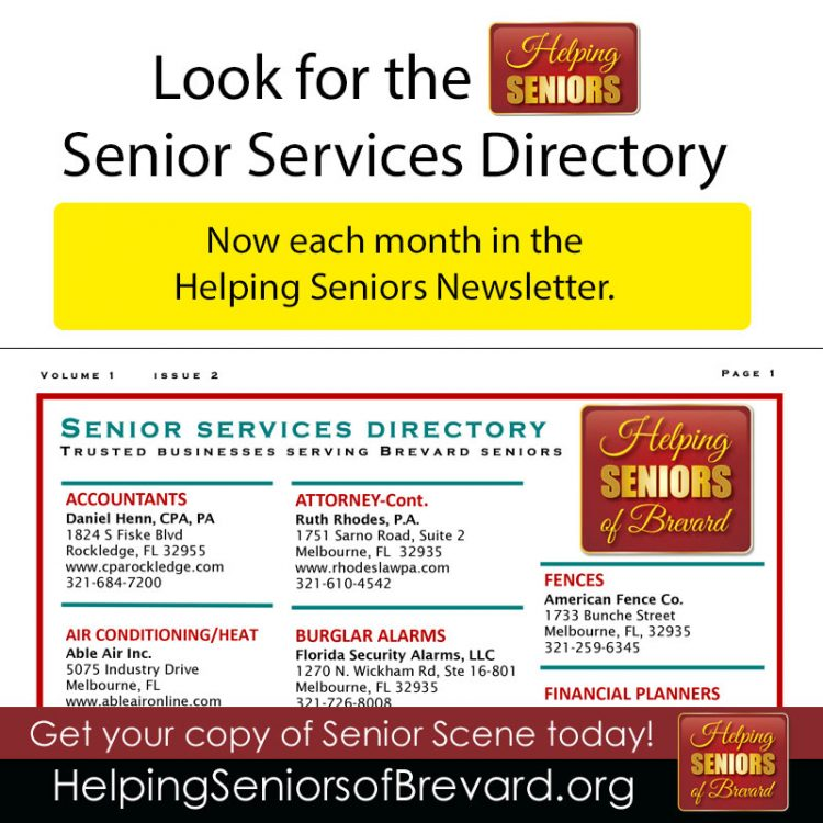 Helping Seniors Directory