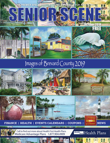 October Senior Scene Magazine