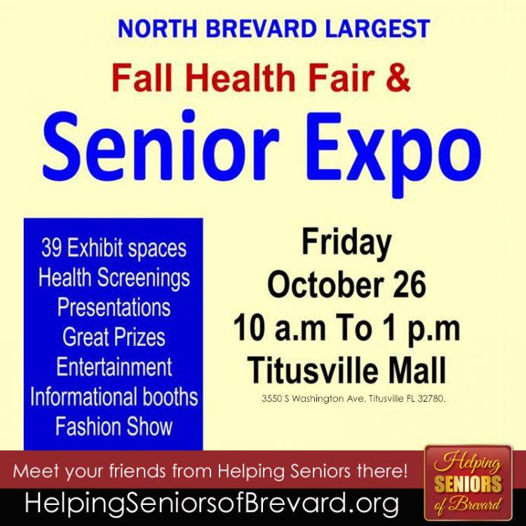 North Brevard Fall Health Fair & Senior Expo