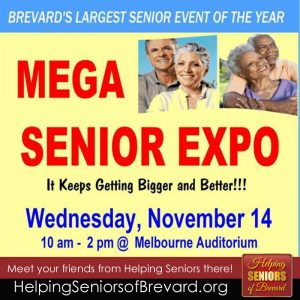 Helping Seniors Mega Senior Expo
