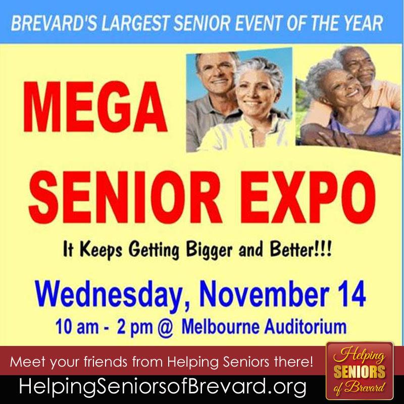 Helping Seniors Mega Senior Expo