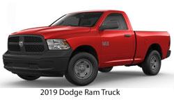 2019 Dodge Ram Truck