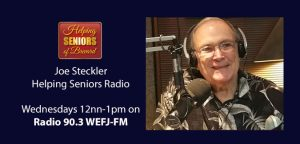 Helping Seniors on 90.3 WEJF-FM Radio