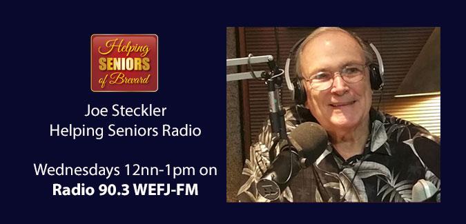 Helping Seniors on 90.3 WEJF-FM Radio