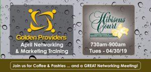Golden Providers Meeting
