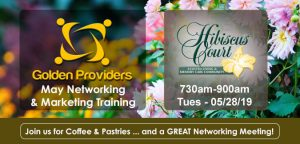 Golden Providers Meeting