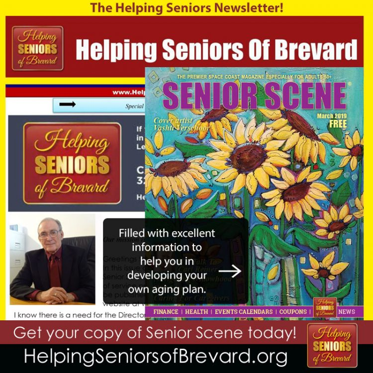 Helping Seniors March 2019 Newsletter