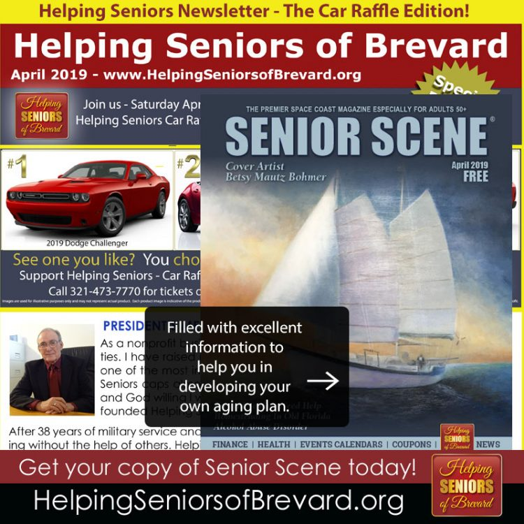 Helping Seniors Newsletter - April 2017