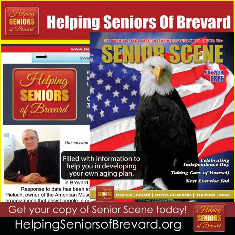 Helping Seniors July 2019 Newsletter