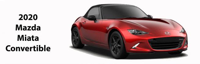 2020 Mazda Miata Convertible