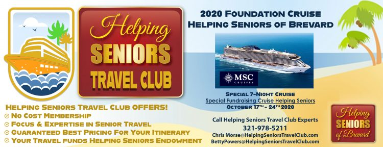 Helping Seniors 2020 Foundation Cruise