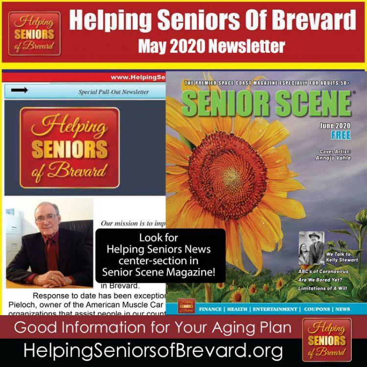 Helping Seniors Newsletter June 2020