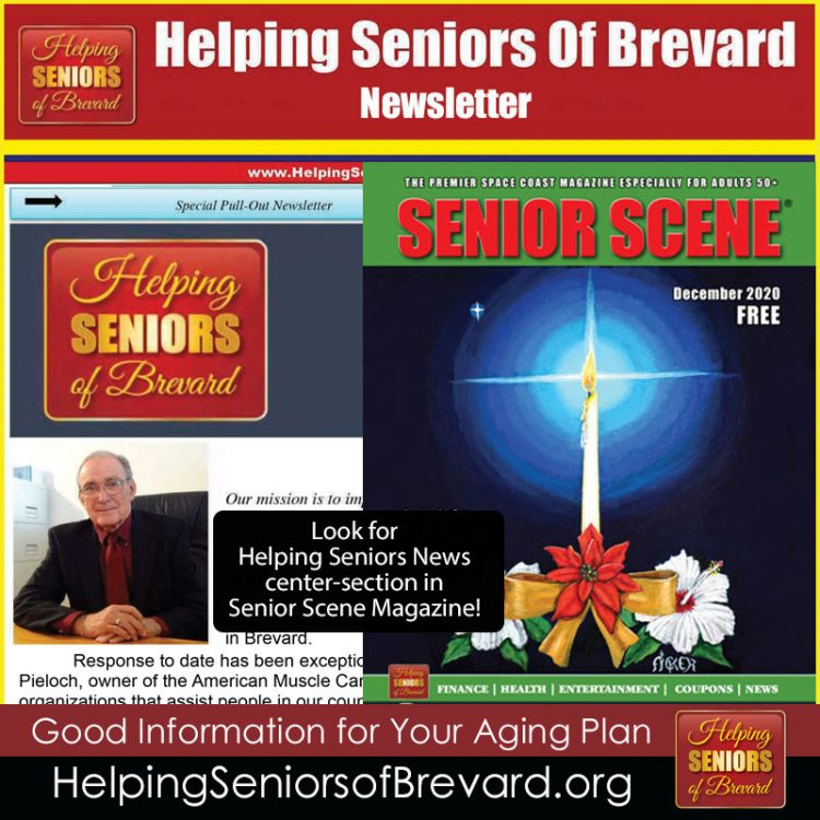 Helping Seniors December 2020 Newsletter