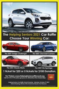 Helping Seniors Car Raffle Kia