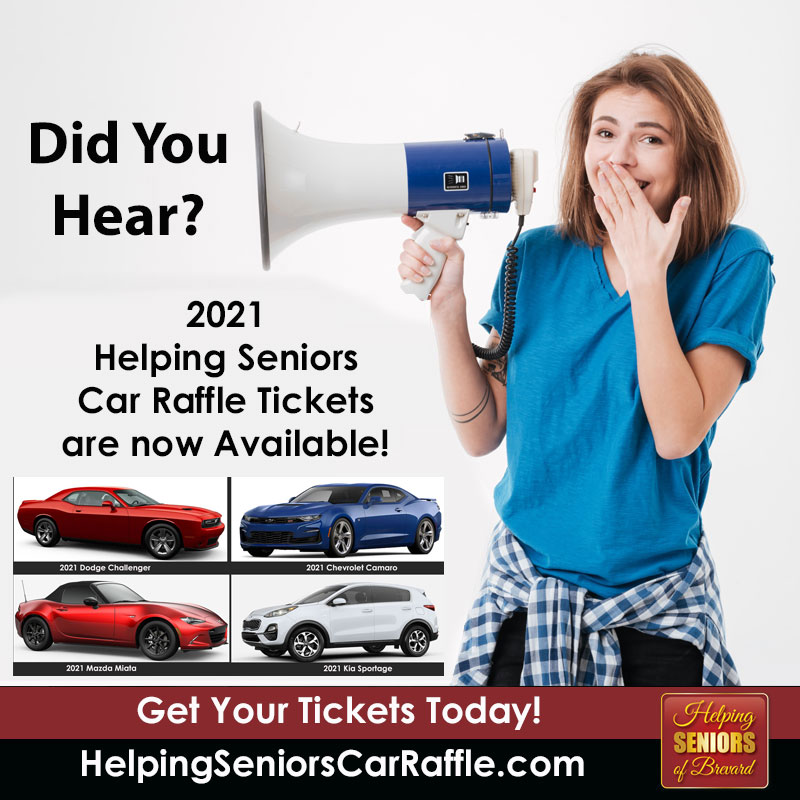 Car Raffle Tickets On Sale