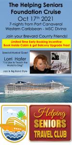 Helping Seniors Travel Club Cruise