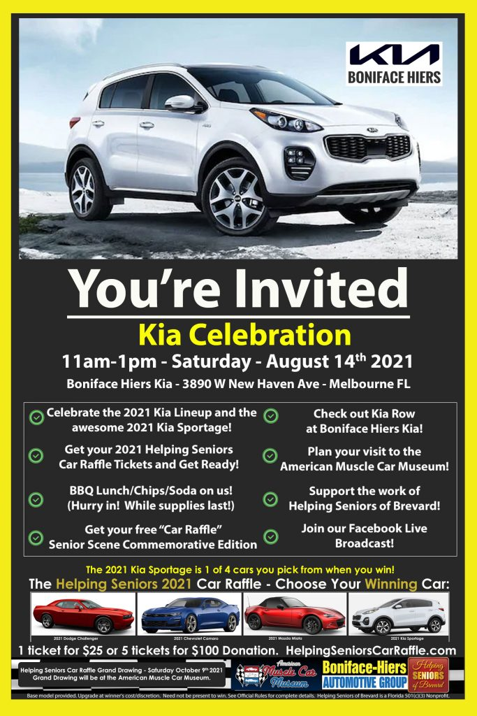 August 14th - Kia Celebration