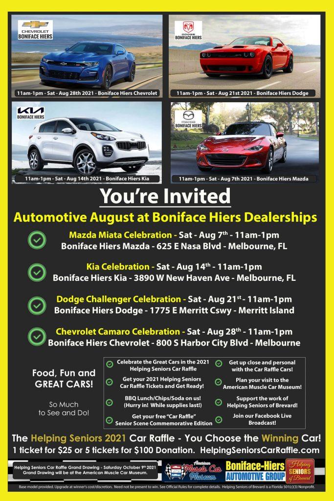 Helping Seniors Automotive August