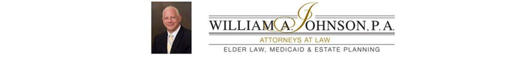 William A Johnson, Elder Law