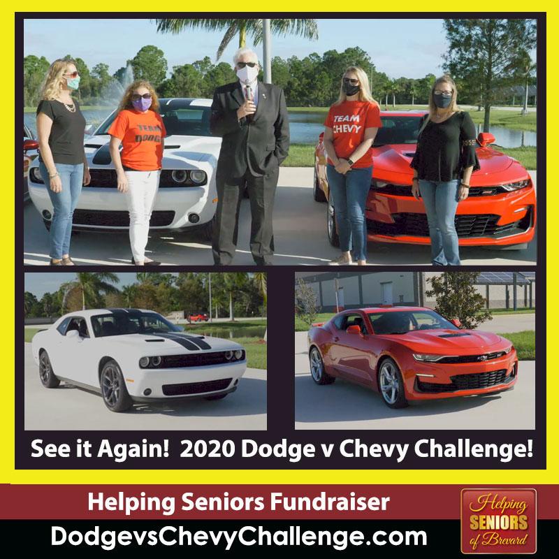 Dodge v Chevy Challenge