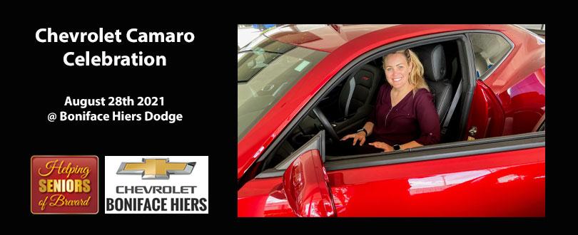 Chevrolet Camaro Celebration